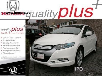 Honda  Insight 1.3 i-DSI i-VTEC Elegance * 1.Hd. / PDC 2011 Hybrid Cars photo