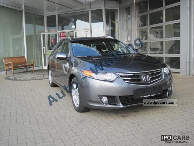 2009 Honda  Accord Tourer 2.2 i-DTEC Elegance 1.Hd. Estate Car Used vehicle photo