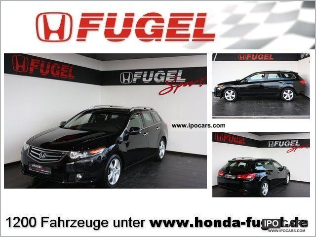 2009 Honda  Accord Tourer 2.2i DTEC Elegance Estate Car Used vehicle photo