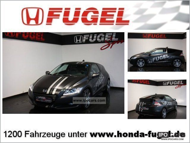 Honda  CR-Z 1.5 IMA GT sports Fugel 2010 Hybrid Cars photo