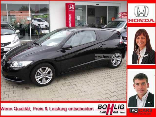 Honda  CR-Z 1.5 VTEC GT warranty 2015 / leather / glass roof 2010 Hybrid Cars photo