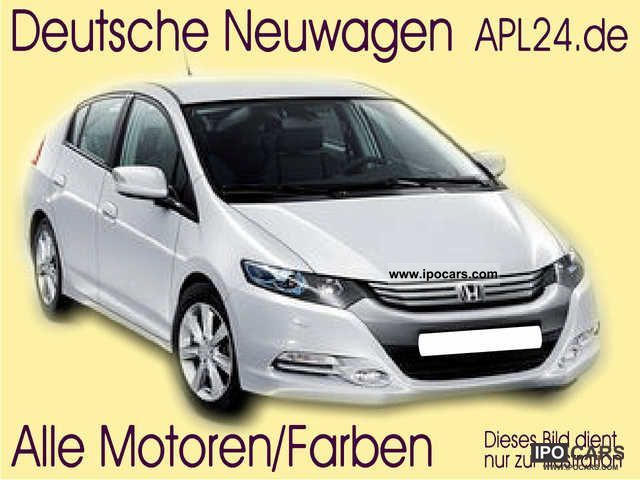 Honda  Insight Hybrid 1.3 i-DSI i-VTEC VCT, dt Fzg.! 2011 Hybrid Cars photo