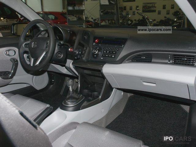 2011 Honda Cr Z 1 5 Gt Xenon Cruise Control Car