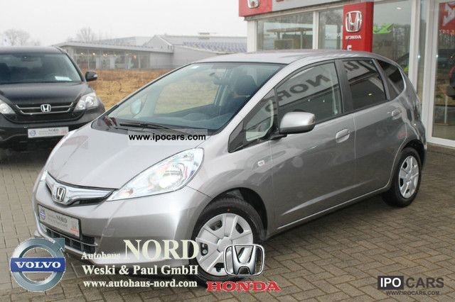 Honda  Jazz hybrid IMA CVT Comfort 2012 Hybrid Cars photo