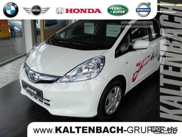 2012 Honda  Jazz 1.3 Hybrid Comfort AIR, CD Radio, Central Locking, ELEK.F Van / Minibus Used vehicle photo