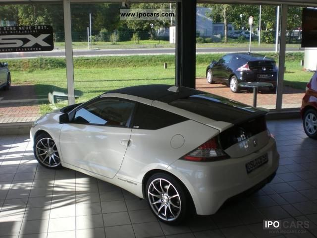 Honda  CR-Z sports / spoiler package 17 \ 2010 Hybrid Cars photo