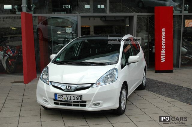 Honda  Jazz 1.3 CVT Hybrid Elegance 2012 Hybrid Cars photo
