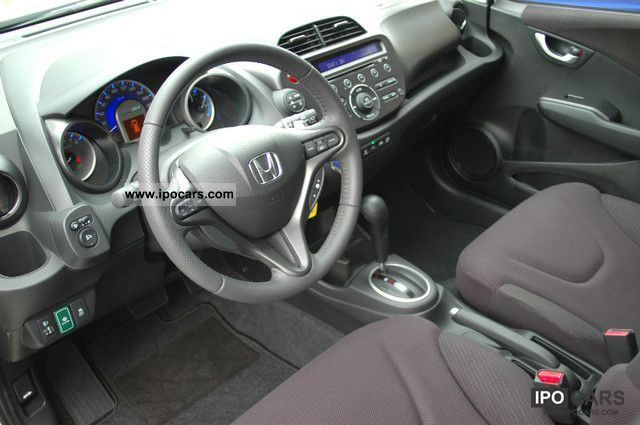 2012 Honda Jazz 1 3 Cvt Hybrid Elegance Car Photo And Specs