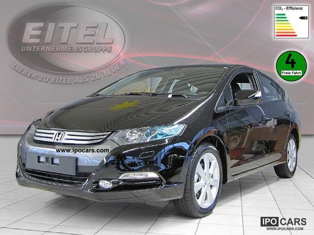 Honda  Insight 1.3 i-DSI IMA Elegance VTEC AIR XENON 2011 Hybrid Cars photo