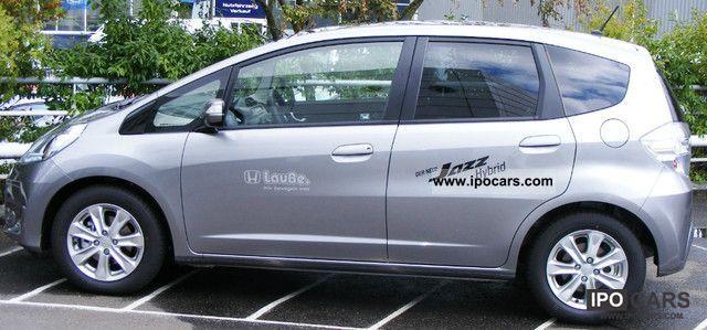 Honda  Jazz Hybrid Auto Elegance 2012 Hybrid Cars photo