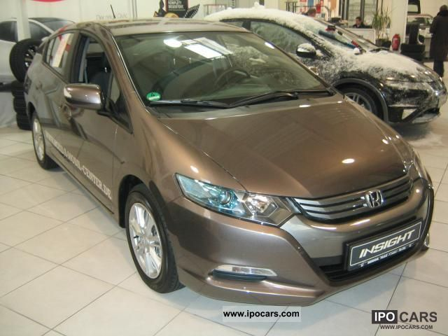 Honda  Insight 1.3 Comfort 2011 Hybrid Cars photo
