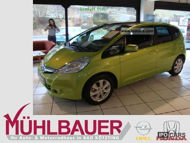 Honda  Jazz 1.4 Elegance hybrid 2012 Hybrid Cars photo