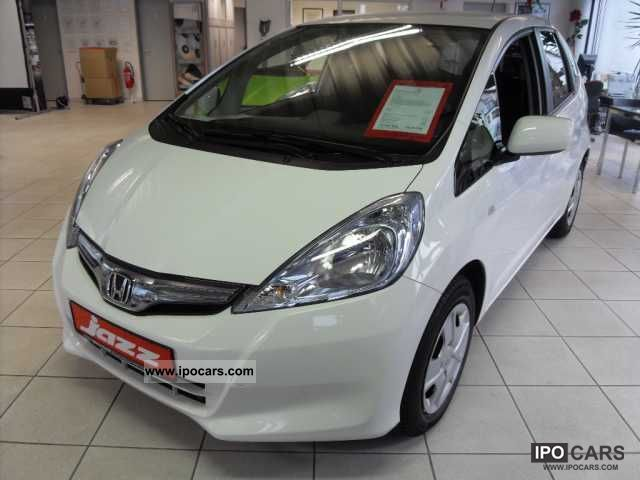 Honda  Jazz 1.3 i-VTEC IMA CVT DSi Comfort 2012 Hybrid Cars photo
