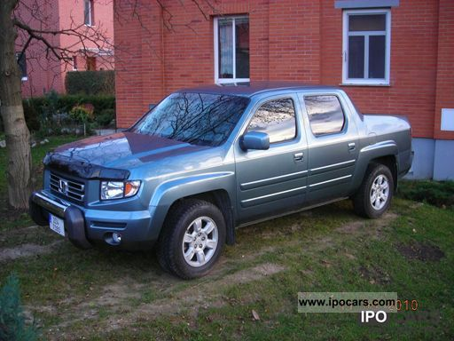 Honda  RIDGLELIHE 3.5 i 2006 Liquefied Petroleum Gas Cars (LPG, GPL, propane) photo