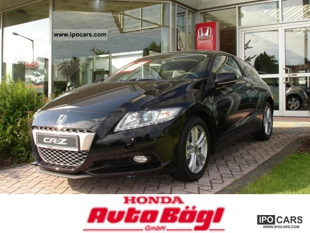 Honda  CR-Z 1.5 GT S-KIT 2011 Hybrid Cars photo