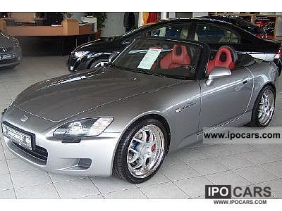 2001 Honda  S 2000 Climate 18lm rims Cabrio / roadster Used vehicle photo
