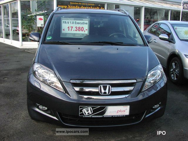 2009 Honda  FR-V 1.8 Executive Auto Van / Minibus Used vehicle photo