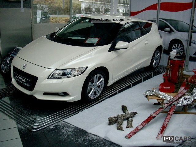 Honda  CRZ 1.5 i GT Xenon 2011 Hybrid Cars photo