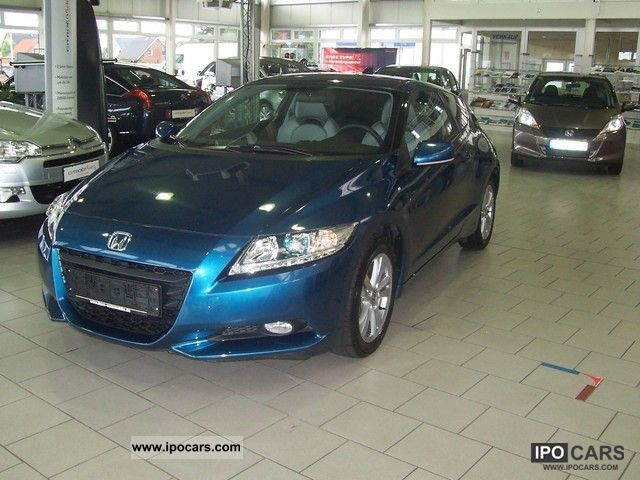 Honda  CRZ Sports Hybrid 1.5 L 2011 Hybrid Cars photo