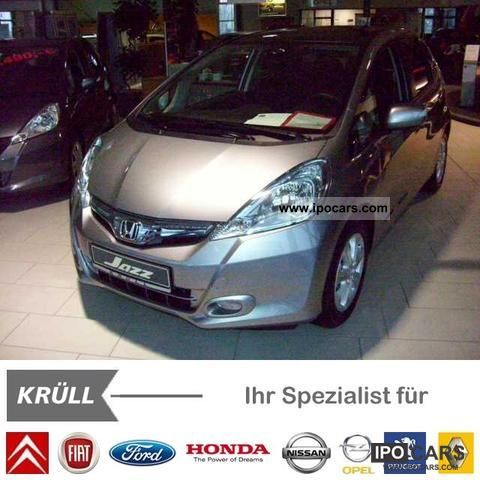 Honda  Jazz 1.3 i-VTEC IMA DSi CVT Elegance 2012 Hybrid Cars photo