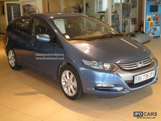 Honda  Insight 1.3 i-VTEC Executive 2011 Hybrid Cars photo