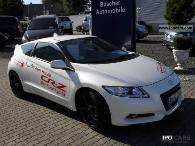 Honda  CRZ Sport \ 2010 Hybrid Cars photo