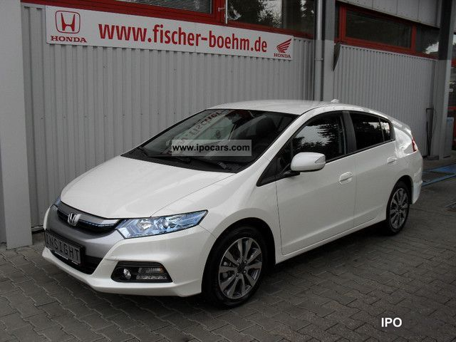 Honda  Insight hybrid 1.3 Elegance Model 2012 2012 Hybrid Cars photo