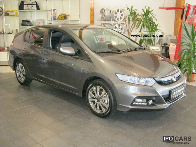 Honda  Insight 1.3 Elegance 2008 Hybrid Cars photo