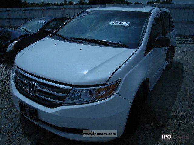 2011 Honda Odyssey Car Photo And Specs