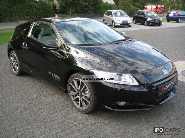 Honda  CR-Z 1.5 GT Edition 50 years 2011 Hybrid Cars photo