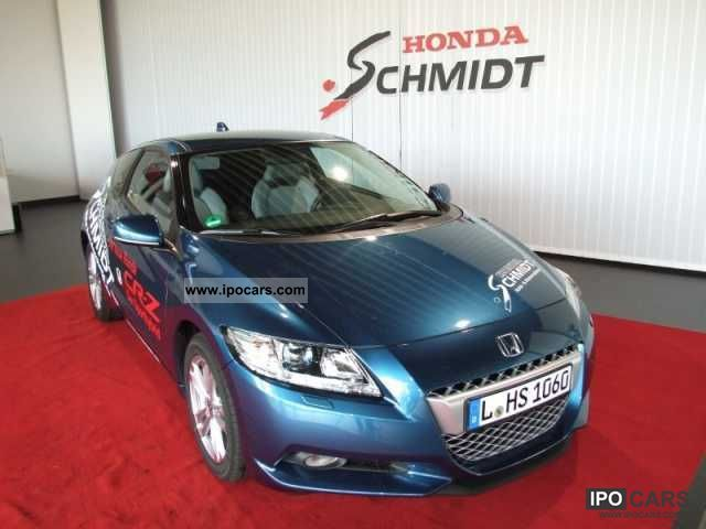 2010 Honda  CR-Z 1.5 GT Sports car/Coupe Demonstration Vehicle photo