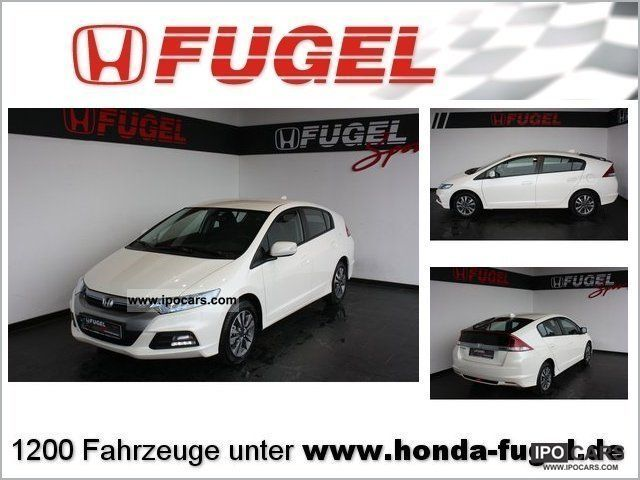 Honda  Insight IMA Comfort 1.3i DSi AT 2011 Hybrid Cars photo