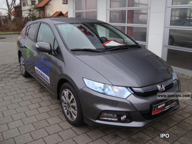 Honda  Insight 1.3 IMA Elegance 2011 Hybrid Cars photo