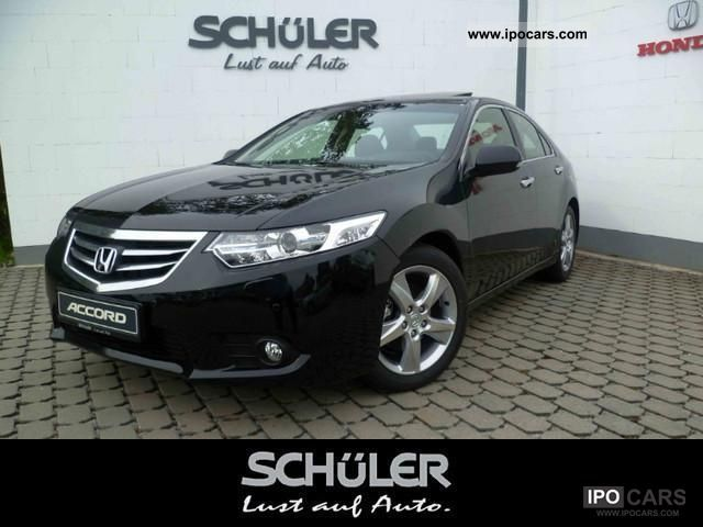 2012 Honda  Accord 2.0 Executive LEATHER SUNROOF XENON Limousine Pre-Registration photo