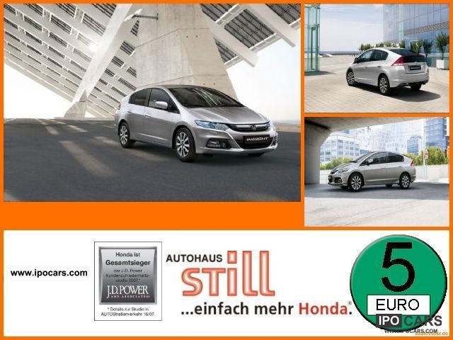 Honda  Exclusive Insight 1.3 2011 Hybrid Cars photo