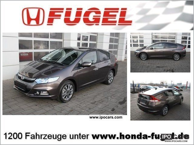 Honda  Insight IMA Elegance 1.3i DSi AT 2011 Hybrid Cars photo