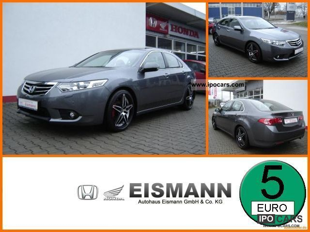 2012 Honda  Accord 2.0 Elegance edition 50 years 18inch Aluf Limousine Pre-Registration photo