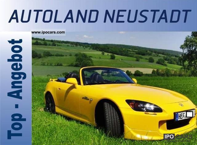 2007 Honda  S2000 2.0i Cabrio / roadster Used vehicle photo