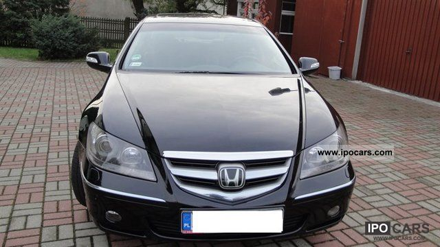 2006 Honda Legend Car Photo And Specs