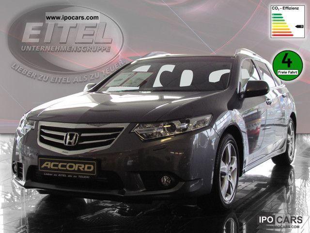 2012 Honda  Accord Tourer 2.0 i-VTEC 50 years XENON Edition Estate Car Employee's Car photo