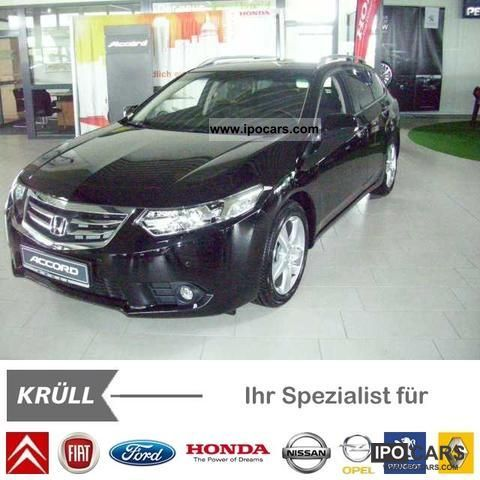 2012 Honda  Accord Tourer 2.0 Lifestyle inkl.Winterräder Estate Car Pre-Registration photo