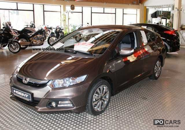 Honda  Insight IMA hybrid 1.3i Elegance Auto 2012 2011 Hybrid Cars photo