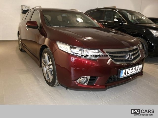 2012 honda accord tourer 2 2 type s car photo and specs. Black Bedroom Furniture Sets. Home Design Ideas