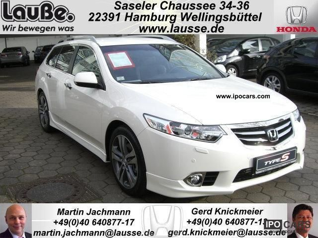 2012 Honda  Accord Tourer 2.2i-DTEC TYPE S Diesel Power Estate Car Pre-Registration photo