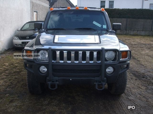 2006 Hummer  H3 Off-road Vehicle/Pickup Truck Used vehicle photo