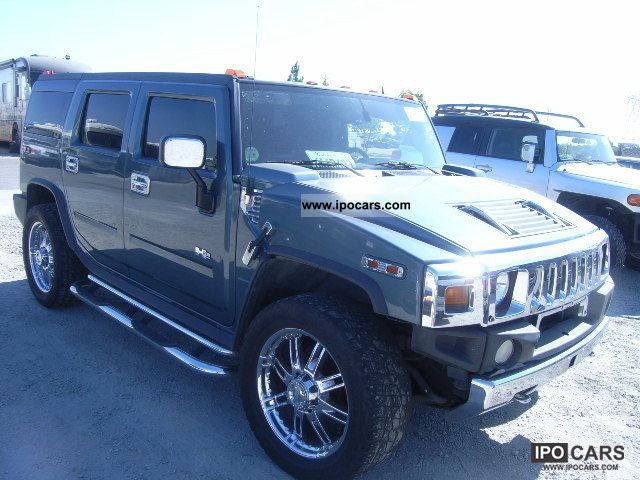 2005 Hummer  H2 Off-road Vehicle/Pickup Truck Used vehicle 			(business photo