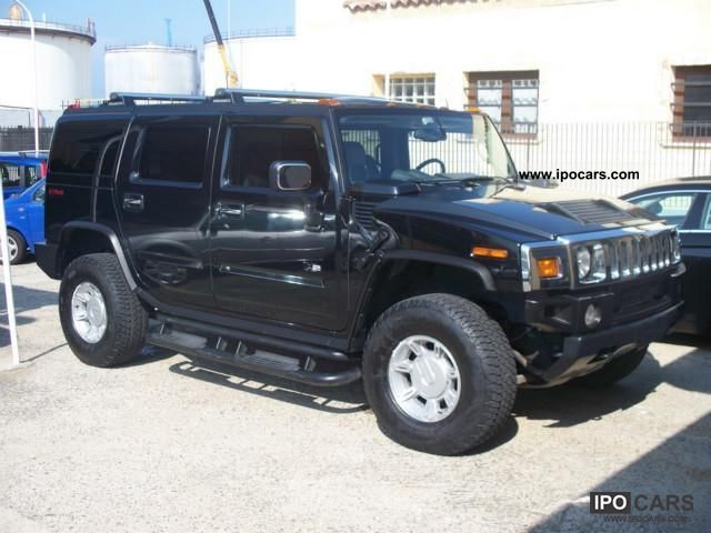 2004 Hummer  H2 IMPIANTO CAR GAS-2011-NUOVO CAMBIO 2011 Other Used vehicle photo