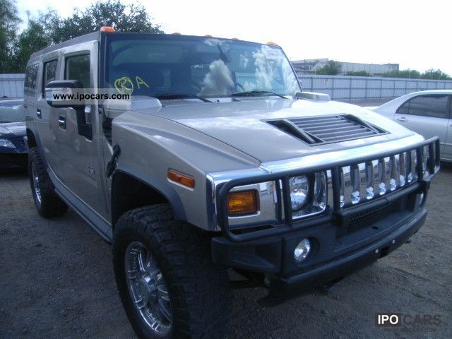 2007 Hummer  H2 Off-road Vehicle/Pickup Truck Used vehicle (business photo