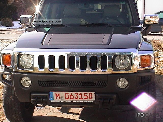 2006 Hummer  EXECUTIVE / rom package Off-road Vehicle/Pickup Truck Used vehicle photo