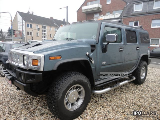 2005 Hummer  H2 Luftf.VOLL FULL Off-road Vehicle/Pickup Truck Used vehicle photo